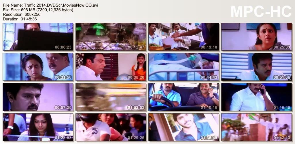 Traffic 2014 (PDVD-Rip) Telugu Full Movie Download
